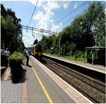 Man dies after being hit by train in Coventry